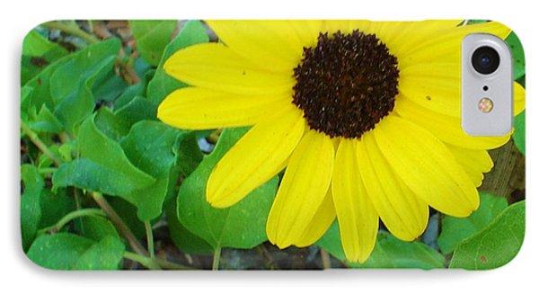 Bright Yellow Joy IPhone Case