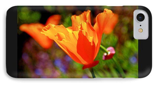 Brilliant Spring Poppies IPhone Case