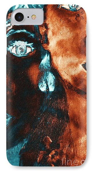 Bronze Sisters Painting IPhone Case