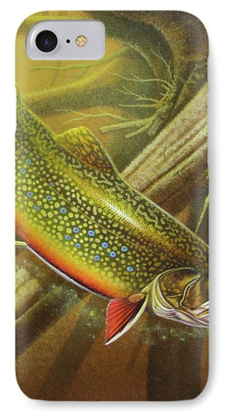 Brook Trout Cover IPhone Case