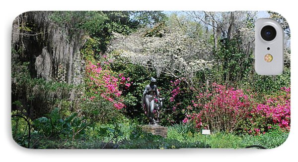 Brookgreen Gardens 2 IPhone Case