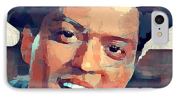 Bruno Mars Portrait IPhone Case