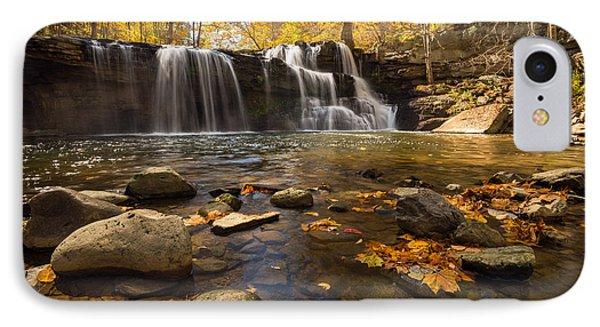 Brush Creek Falls  IPhone Case