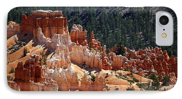 Mountain iPhone 8 Case - Bryce Canyon  by Jane Rix
