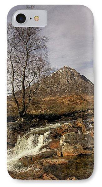 Buachaille Etive Mor IPhone Case