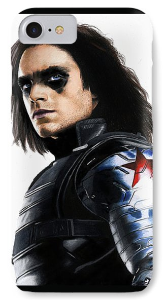 The Winter Soldier iPhone 8 Cases | Fine Art America