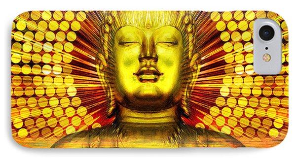 Buddha Effulgence IPhone Case
