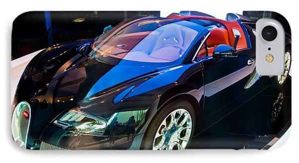 Bugatti Veyron Targa IPhone Case