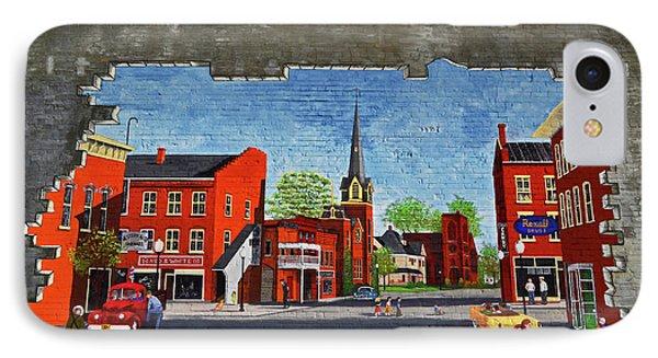 Building Mural - Cuba New York 001 IPhone Case