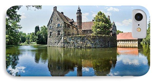 Burg Vischering IPhone Case