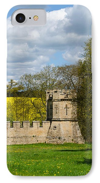 Burghley House Fortifications IPhone Case