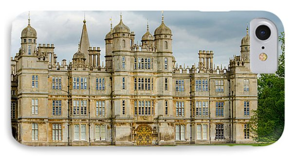 Burghley House IPhone Case