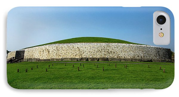 Burial Mound IPhone Case