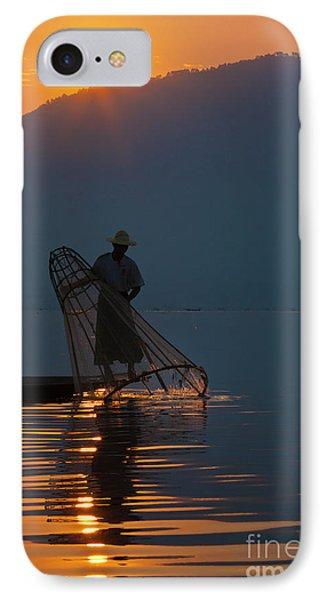 Burma_d143 IPhone Case