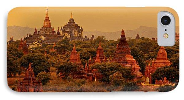 Burma_d2136 IPhone Case
