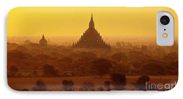 Burma_d2227 IPhone Case
