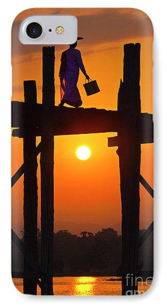 Burma_d807 IPhone Case