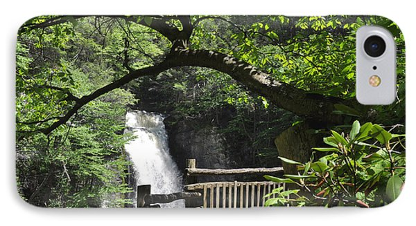 Bushkill Fall - One IPhone Case