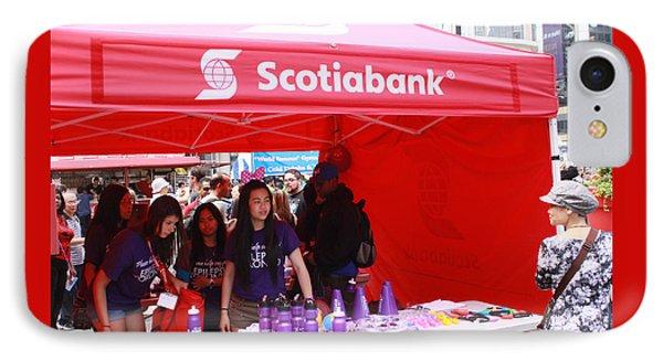 Busker Fest Toronto August 2104 IPhone Case
