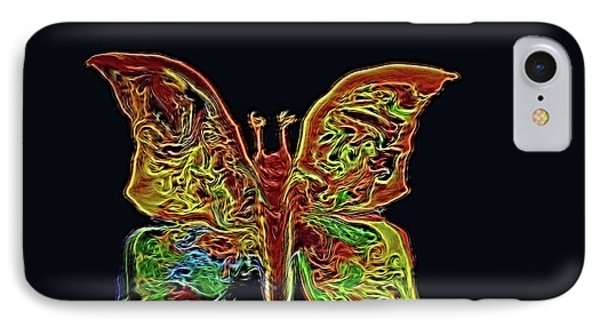 Butterfly 2 IPhone Case