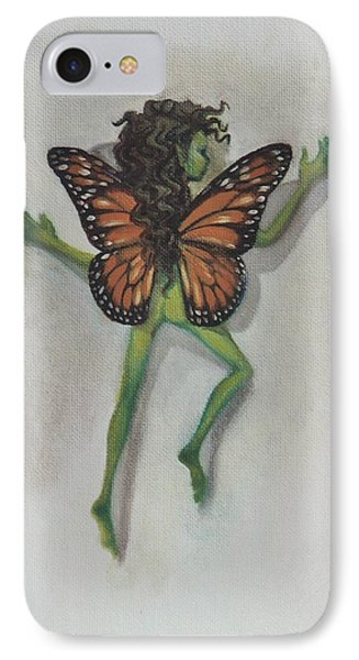 Butterfly Fairy IPhone Case