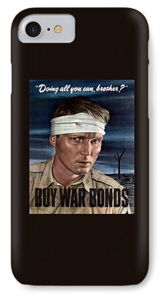 Buy War Bonds IPhone Case