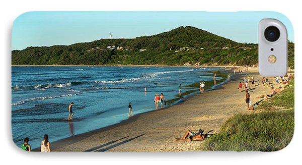 Byron Bay Main Beach IPhone Case