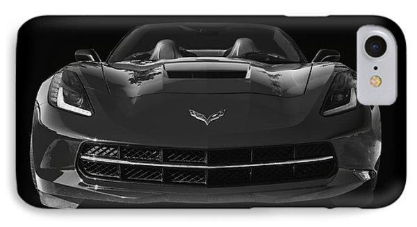 C7 Stingray Corvette IPhone Case