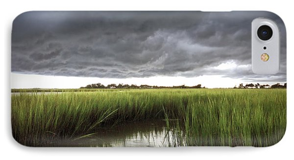 Cabbage Inlet Cold Front IPhone Case