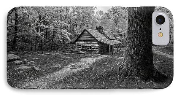Cabin In The Cove IPhone Case