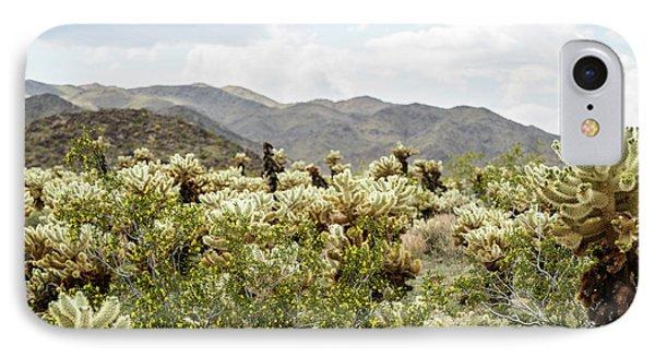 Cactus Paradise IPhone Case