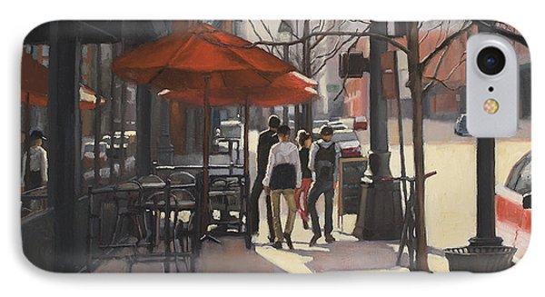 Cafe Lodo IPhone Case