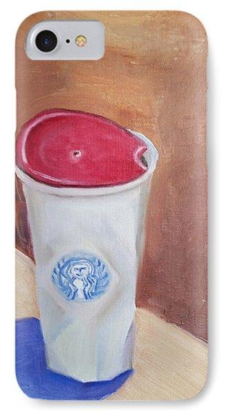 Caffe' Latte IPhone Case