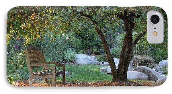 California Autumn IPhone Case
