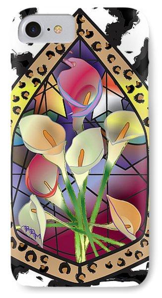 Calla Lilies IPhone Case