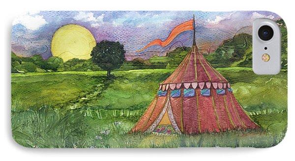 Calliope's Tent IPhone Case