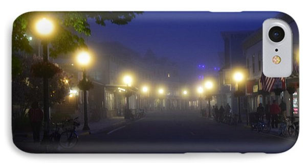 Calm In The Streets IPhone Case