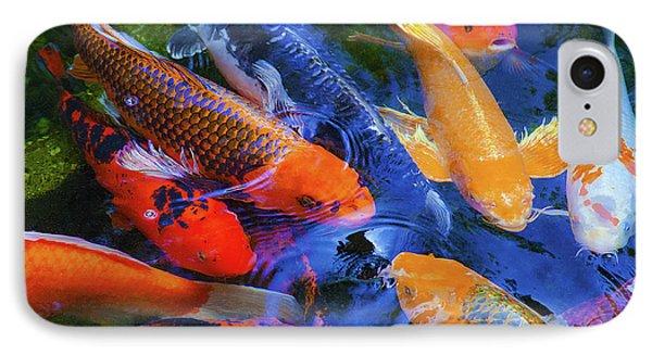 Calm Koi Fish IPhone Case