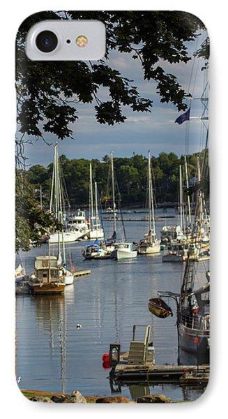 Camden Maine 7 IPhone Case