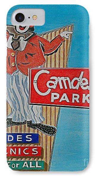 Camden Park IPhone Case