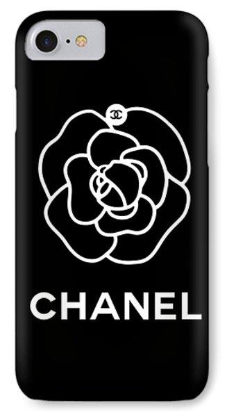 Camellia Chanel IPhone Case