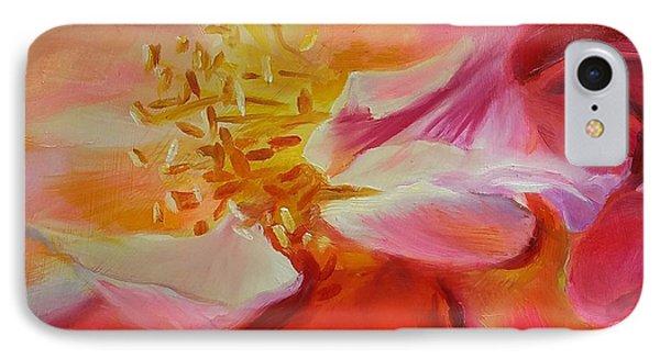 Camellia's Blush IPhone Case