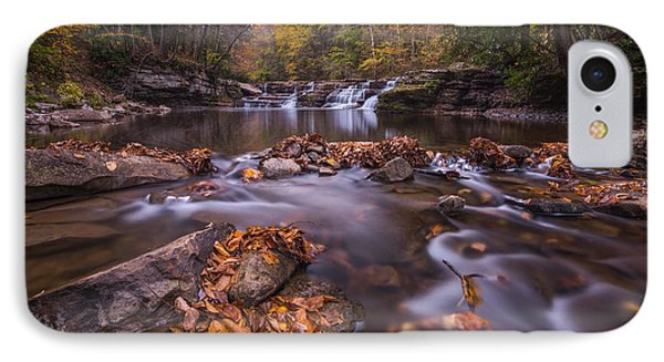 Campbell Falls Camp Creek State Park IPhone Case