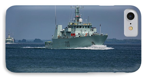 Canadian Navy's Kingston IPhone Case