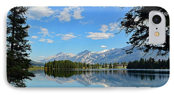 Canadian Rockies No. 4-1 IPhone Case
