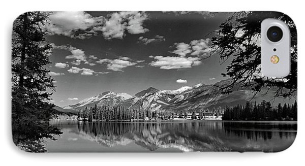 Canadian Rockies No. 4-2 IPhone Case