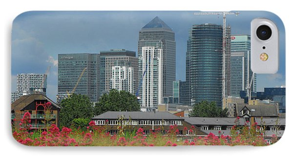 Canary Wharf 01 IPhone Case