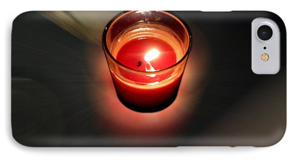 Candle Inspired #1173-3 IPhone Case