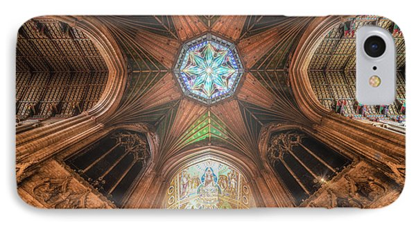 Candlemas - Octagon IPhone Case
