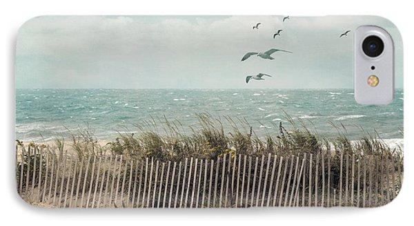 Cape Cod Beach Scene IPhone Case